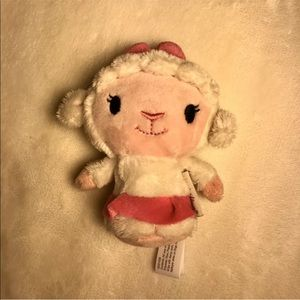 Hallmark IttyBitty McStuffins Lambie Disney Junior